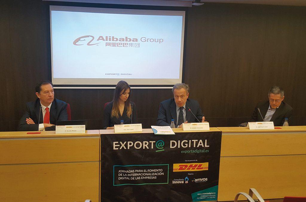Evento Madrid Export@ Digital